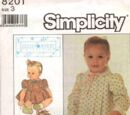 Simplicity 8201 B