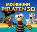 Moorhuhn Piraten 3D(3DS/DSi)