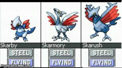 Element02/Custom Pokemon