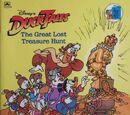 DuckTales books