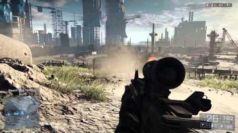 Trailers of Battlefield 4