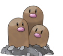 Shadow's Dugtrio (PT)
