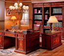 Professor Lysander's Office