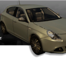 Alfa Romeo Giulietta (Driver: San Francisco)