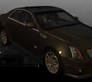 Cadillac CTS-V (Driver: San Francisco)
