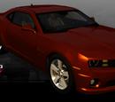 Chevrolet Camaro SS (Driver: San Francisco)