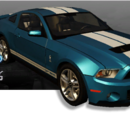Ford Shelby GT500 (Driver: San Francisco)