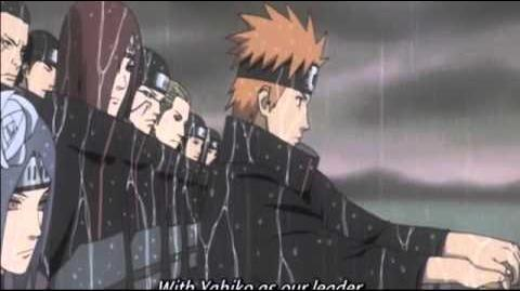 Yahiko (Naruto Pain) AMV