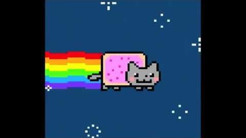 -Nyan Cat- SUPER Slow Version Download Link + Game Link