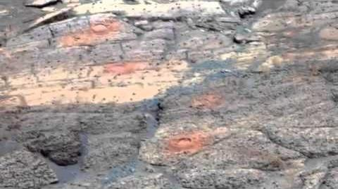LEAKED!!! MARS ROVER Discovers Ancient Roads and Artifacts