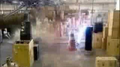 Daleks VS Cybermen and Torchwood