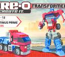 Instructions Optimus Prime (31143)