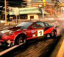 Cobretti Nero GT400 (Split/Second: Velocity)