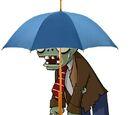 Umbrella Zombie