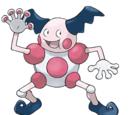 Ian's Mr. Mime
