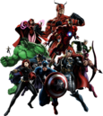Avengers (Earth-12131) from Marvel Avengers Alliance 0001.png