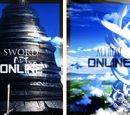 Sword Art Online Anime Mainpage