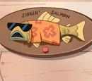 Singin' Salmon