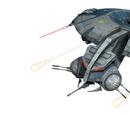 Heavy Missile Platform Droid Gunship