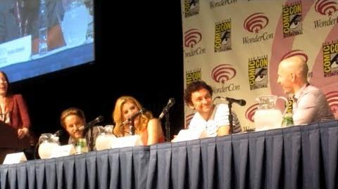 The Vikings Cast at WonderCon 2013 Part 2 7