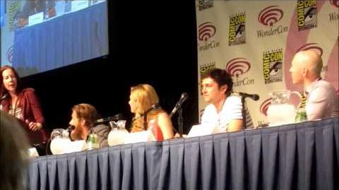 The Vikings Cast at WonderCon 2013 Part 3 7