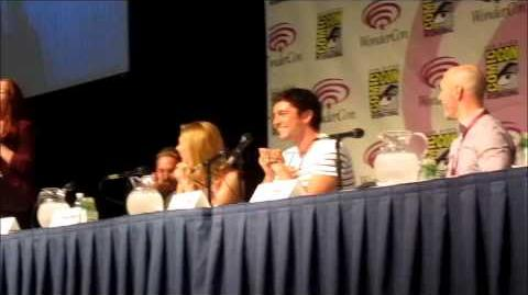 The Vikings Cast at WonderCon 2013 Part 5 7