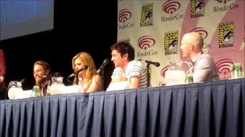 The Vikings Cast at WonderCon 2013 Part 4 7