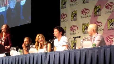 The Vikings Cast at WonderCon 2013 Part 6 7
