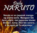 Daily Naruto