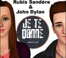 Je te donne - Rubis Sandère ft. John Dylan