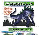 Godzilla: The Series - Carl's Jr. Figures