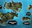 Far Cry 3 Orte