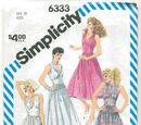 Simplicity 6333 A