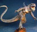 Godzilla 2005 US Resin
