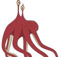 Octopus (Peter Pan)
