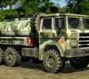 Armored Tiger Tanker (Mercenaries 2: World in Flames)