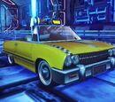 B.D. Joe' (Sonic & All-Stars Racing Transformed)