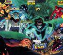 Justice Titans (Mash-Up)