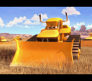 Bulldozer (Cars Toon: Mater's Tall Tales)