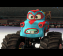 Monster Truck Mater (Cars Toon: Mater's Tall Tales)