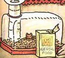 Arthur's gerbil