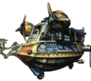 Air Cab (Final Fantasy IX)