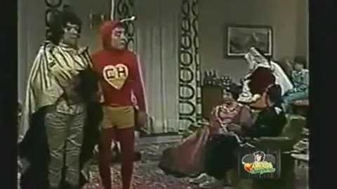 El Chapulín Colorado *El Disfraz, el Antifaz y algo más* parte 2-6 (1979)