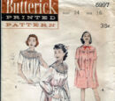 Butterick 6997