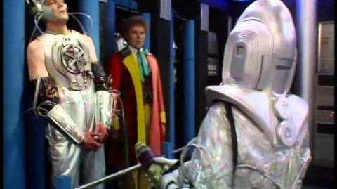 Attack of the Cybermen- Death of the Cyber-Controller