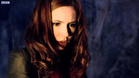 Amy vs Cyberman - Doctor Who - BBC