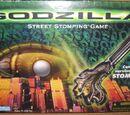 Godzilla: Street Stomping Game
