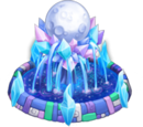Moon Fountain