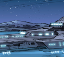 Comics Vehicles