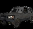 Range Rover (Resident Evil)